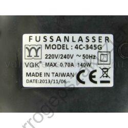 Elektronikus  indítópedál  -  sebességváltós- vezeték nélkül 1