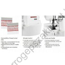 Bernina L450 MTC száligazítás