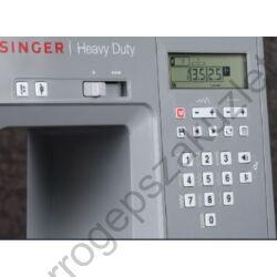 SINGER HD6705  Heavy Duty  kijelző