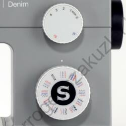 SINGER HD6335 Denim programkiválasztó gomb