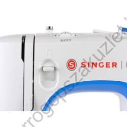 SINGER M3205  varrógép visszavarró gomb