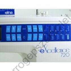 Elna excellence 720 varrógép