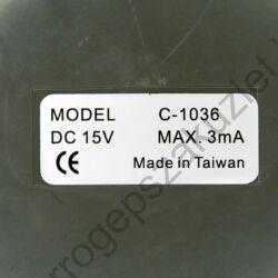 Elna C-1036 indítópedál