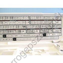 Janome Horizon 8900 QCP varrógép 7