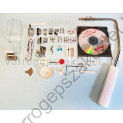 Janome Horizon 8900 QCP varrógép 4