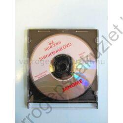 Janome Horizon 8900 QCP varrógép 14