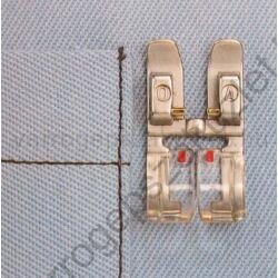 Pfaff 0A fém cikcakk talp 7mm IDT -  820250096 2