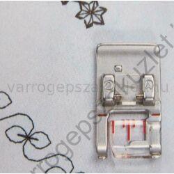 Pfaff  9mm széles fém cikcakk talp 93-036922-91 1