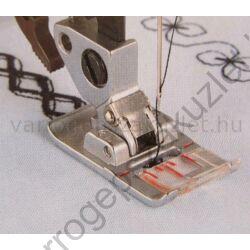 Pfaff  9mm széles fém cikcakk talp 93-036922-91 2