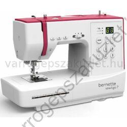 Bernette Sew  Go 7 elektronikus varrógép