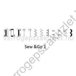 Bernette Sew  Go 1 varrógép 1