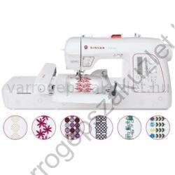SINGER Futura varró és hímzőgép XL580 5