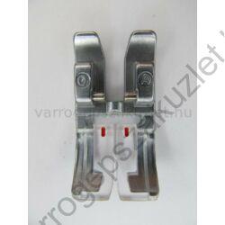 Pfaff 0A fém cikcakk talp 7mm IDT -  820250096 1