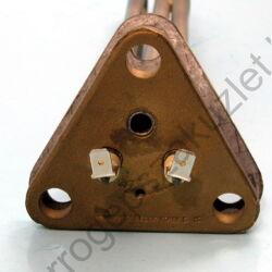 Vega háromszög fűtőbetét 200W tömítéssel