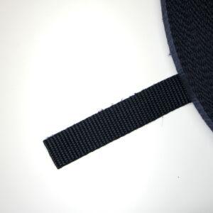 20 mm széles heveder - sötétkék 058