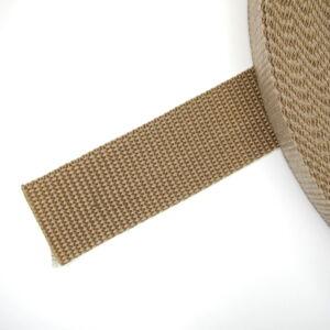 30 mm széles heveder -  drapp 098