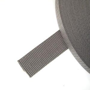 30 mm széles közép szürke heveder