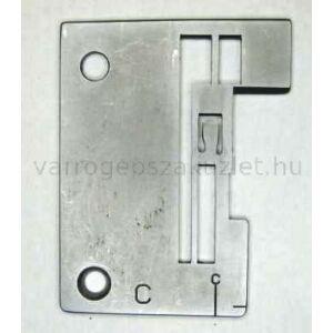 Singer 14U557 lockhoz fedőző tűlap  - 556032-452