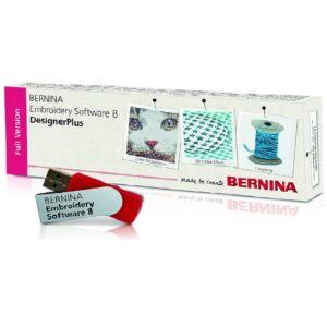 BERNINA Embroidery Software 8.0 Designer Plus hímzőminta tervező