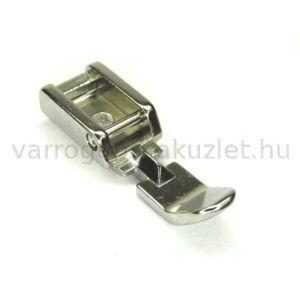 Univerzális cipzárvarró talp, keskeny pattintós  - CY-7306K
