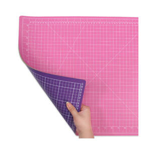 Donwei 60 x 45 cm vágólap - DW-12122 AB - pink / lila