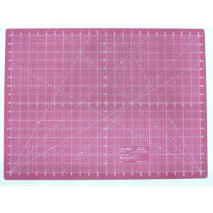 Donwei 60 x 45 cm vágólap - DW-12122 R4 - pink / pink