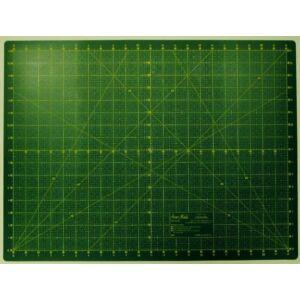 Donwei 60 x 45 cm vágólap - DW-12122 - zöld