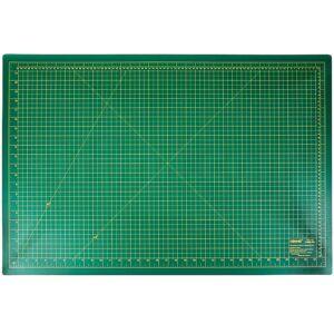 Donwei 90x60 cm vágólap  - DW-12121 - zöld