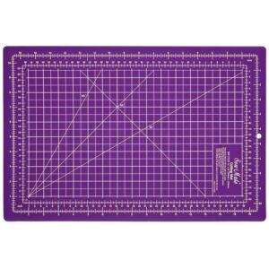 """Donwei 12"""" x 18"""" (45 x 30 cm) vágólap - DW-71123 - lila"""