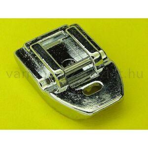 Univerzális rejtett cipzárvarró talp, fém - pattintós- XC1947002