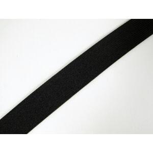 25 mm széles laza, kötött gumi