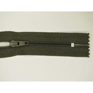 Rejtett cipzár 20 cm - közép szürke -178 - Zárt 20cm 666efdf848