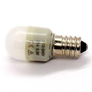 E14 LED 0,5W menetes világítás