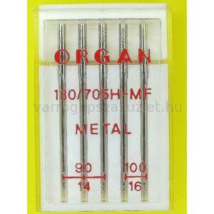 705H-MF Metal - hosszú lyukú tű  Organ