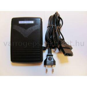 Elektronikus indító pedál vezetékkel  - szögletes
