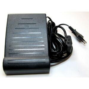 Pfaff eredeti indítópedál vezetékkel - B15 izzólámpás világításhoz - 413116001