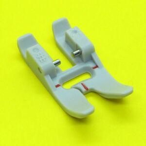 Pfaff teflon 7 mm széles IDT fém cikcakk talp  - 820664096