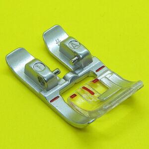 Pfaff 9 mm széles IDT fém applikáló talp  - 820774096