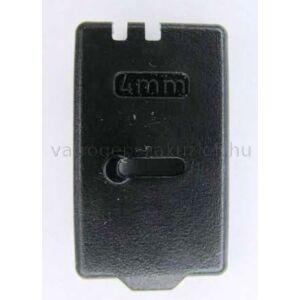 Pfaff 4mm széles lyukkészítő lap - 820273096