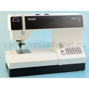 Pfaff select 4.2 varrógép 0