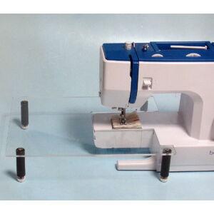 Bernette Sew & Go 3, 5  plexi  pótasztal - 39 x 29 cm - utángyártott