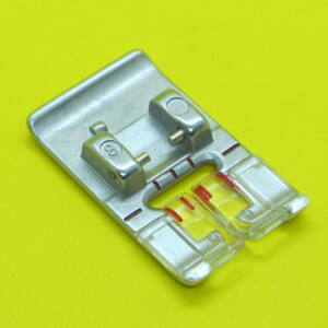Pfaff  9mm széles fém cikcakk talp  - 820778096