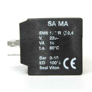 Mágnestekercs SAMA 14VA