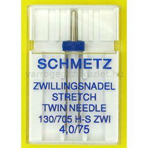 705H stretch ikertű 75/4.0 mm Schmetz