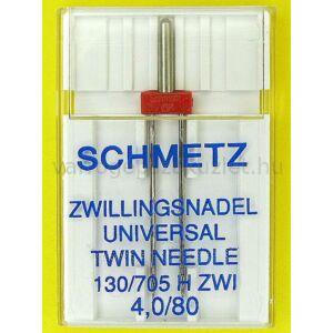 705H normál ikertű 80/4.0 mm Schmetz