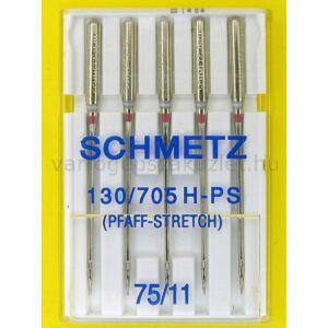 705H stretch 75 tű Schmetz