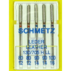 705H-LL bőrvarró tű - vegyes -Schmetz