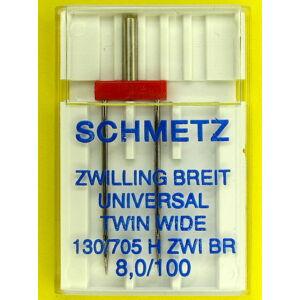 705H extra széles  ikertű 100/8.0 mm Schmetz