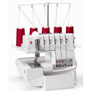SINGER Professional 5 fedőzős lockgép 0