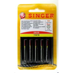 2020 Singer 110-es, 5 db tű - 808